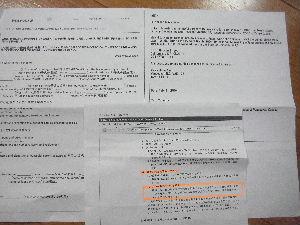 入国審査 片親
