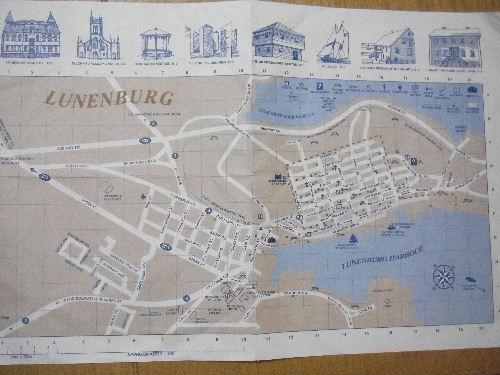 ルーネンバーク 地図