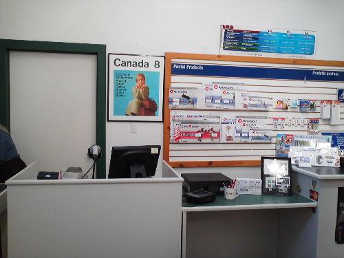 モンゴメリ 祖父母の郵便局
